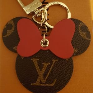 LV Bag Charm